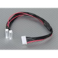 RC Drone Multi-Rotor JST-XH Parallel Balance Lead 5S 250mm for 5-Cell 18.5v Li-Po Batteries (2xJST-XH)