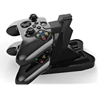Xbox Series X/S Controller Charger Dual Charging Station, High Speed Wireless Docking Charger Stand for Xbox Series X/S…