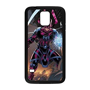 Samsung Galaxy S5 Cell Phone Case Covers Black galactus wxpy