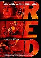 R. E. D. - Älter, härter, besser [dt./OV]