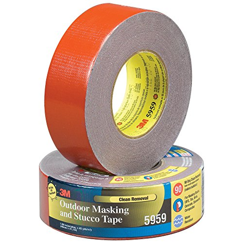 (Top Pack Supply 3M 5959 Duct Tape, 12.0 Mil, 2
