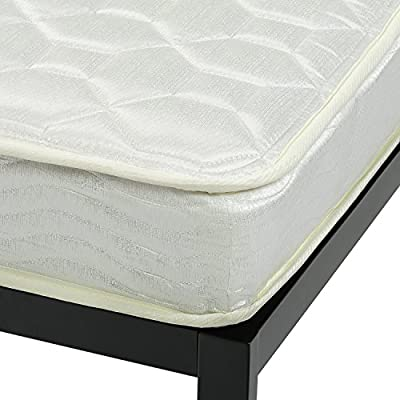 Zinus 6 Inch Hybrid Foam and Spring Mattress