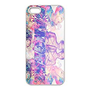 Bangerz Fashion Comstom Plastic case cover For Iphone 5s