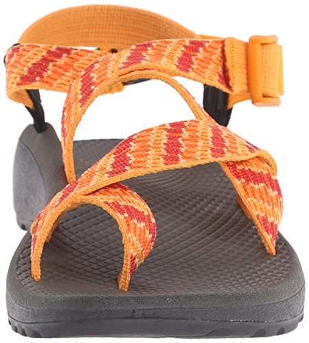 Chaco Frauen Zcloud 2 Sport Sandale Tangerine-Schritte