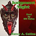 Judgment Night Audiobook by Nancy Collins Narrated by Bill Kates