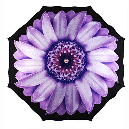 vejaoo-travel-umbrella-uv-protection-sun-rain-compact-windproof-daisy-umbrellas-purple