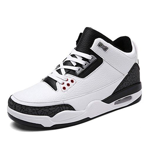 十分ではない虎ジョグバスケットシューズ ジュニア ASHION ライトウエイト バスケットシューズ 滑り止め スポーツシューズ 耐久性のある スニーカー 快適で通気性のある スポーツ ランニングシューズ ジュニア ファッション スラムダンクメンズ