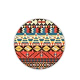 Generic Circle Shoulder Board Mdf Material The One Design With Aztec