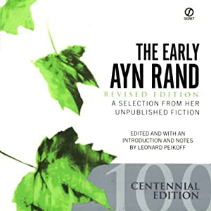 The Early Ayn Rand Audiobook