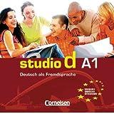 Studio D A1 2 CDs for Textbook