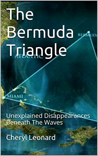 quality design c0726 34667 The Bermuda Triangle: Unexplained Disappearances Beneath The Waves