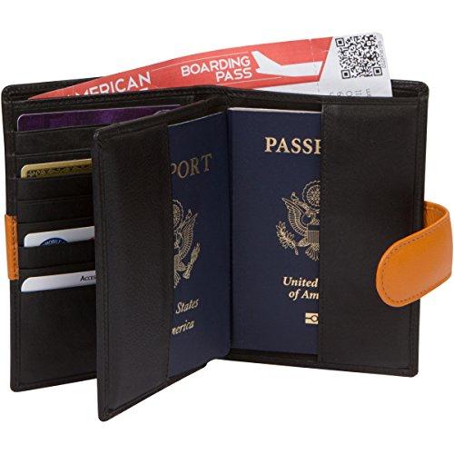 Access Denied Blocking Passport Organizer