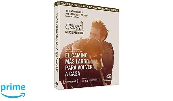 Amazon.com: El camino mas largo para volver a casa - Combo DVD + Bluray [Non-usa Format: Pal -Import- Spain]: Borja Espinosa, Miki Esparbé, Sara Espígul, ...