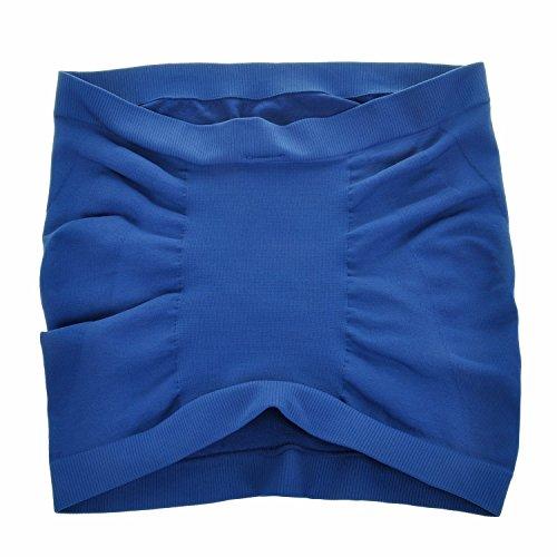 Gratlin - Cinturón Prenatal de Apoyo a Maternidad Embarazo para Mujer, Lote de 3 Azul marino
