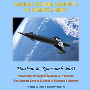 Million-Dollar Concepts in Business Series Audiobook