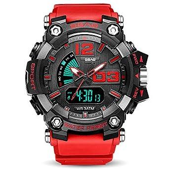 Montre de Sport étanche avec Alarme/Chronomètre Compteur Sports de ...