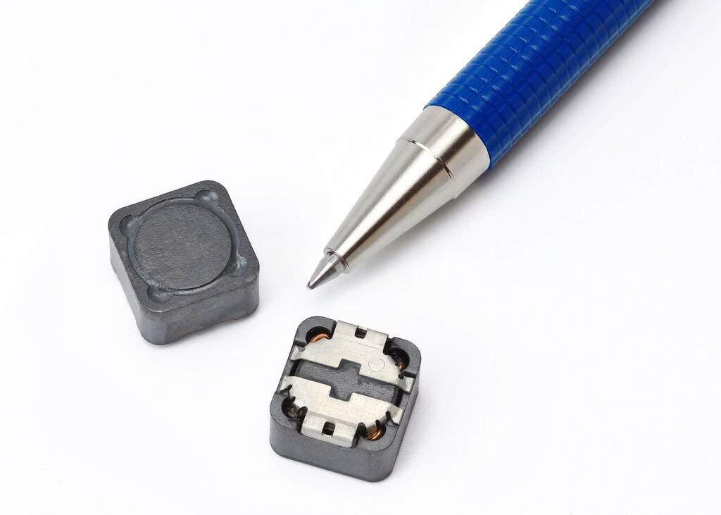 Inductor Power Shielded Drum Core 2.027uH//2.2uH 20/% 100KHz Ferrite 12.5A 4.02mOhm DCR T//R 25 Items DR127-2R2-R