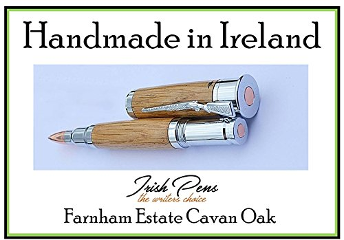 Handmade wooden shotgun pen over and under pen personalized the pen and comes with a FREE customized pen case gun club gift hunters gifts shooting gift Irish gifts made in Ireland
