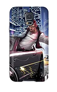 High-end Case Cover Protector For Galaxy S5(gta Iv Ballad Of Gay Tony)