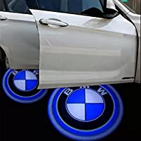 LIGHTUPRO 2-pack LED Laser Projector for BMW Logo Step Door Courtesy Welcome Light Ghost Shadow from LIGHTUPRO