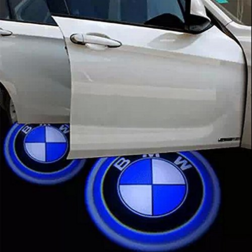 Lightupro 2 Pack Led Laser Projector For Bmw Logo Step Door Courtesy Welcome Light Ghost Shadow