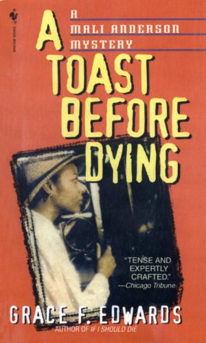 book cover of A Toast Before Dying