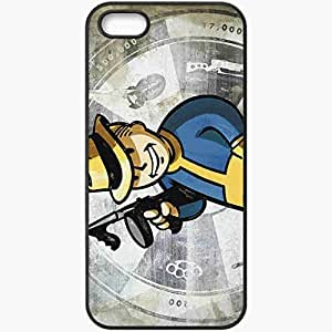 Personalized For SamSung Note 3 Phone Case Cover Skin Fallout 3 Black
