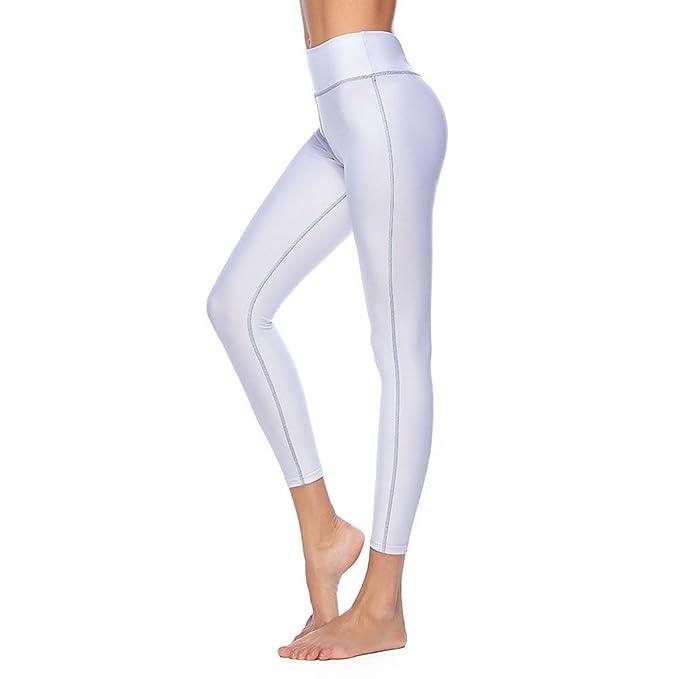 Xinantime - Pantalones Yoga Mujeres, Pantalones Cintura Alta ...