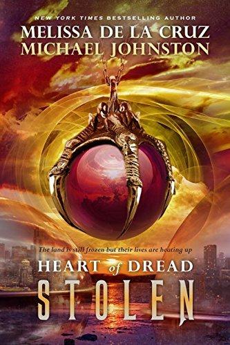 Stolen Heart Of Dread By Melissa De La