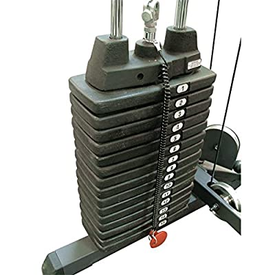 Body Solid Optional 150 lbs. Weight Stack