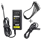 Fancy Buying AC 100-240V To DC 12V 5A Switching Power Supply Adapter + DC Power Splitter Cable 1 Female to 8 Male Connector for CCTV Camera/ LED Strip Flexible Lights