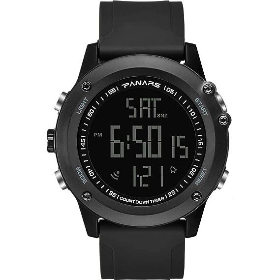 Uhr 50 Meter Schwimmen Wasserdichte Kalenderuhr Mode Sport