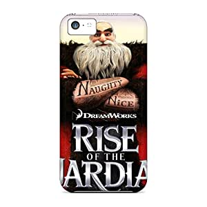 JNM18445BGwN Cases Covers Rise Of The Guardians 2012 Movie Iphone 5c Protective Cases