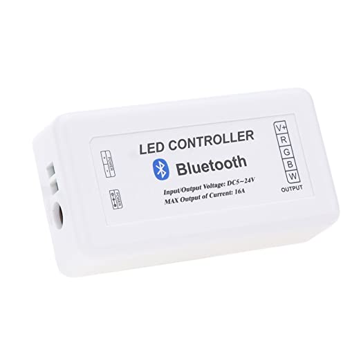 Docooler pwm bluetooth rgbw led controller for led strip light docooler pwm bluetooth rgbw led controller for led strip light module magic led light support for freerunsca Choice Image