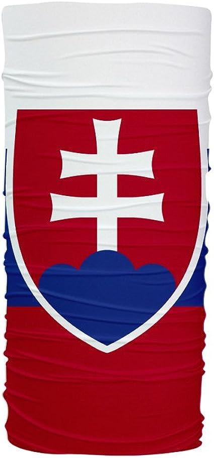 Amazon.com: Slovakia Flag Multifunctional UV Protection Headband Face Dust  Mask Bandana: Clothing
