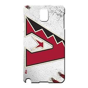 samsung note 3 Protection Colorful For phone Cases cell phone covers arizona diamondbacks mlb baseball