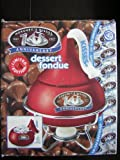 Hershey's 100th Anniversary Limited Edition Red Kiss Dessert Fondue Set Kisses