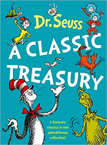 Dr Seuss A Classic Treasury 5 Of Dr Seuss Best Loved Tales