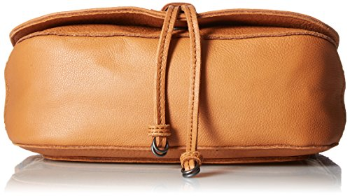 Huntsville Leather Cognac Saddle Liebeskind Bag Women's Berlin Pxwatq4EH