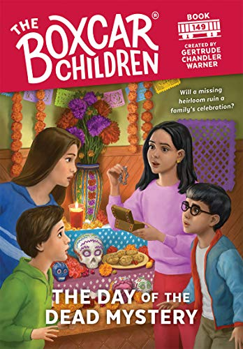 (The Day of the Dead Mystery (The Boxcar Children Mysteries Book)