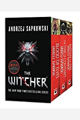 The Witcher Boxed Set: Blood of Elves, The Time of Contempt, Baptism of Fire Paperback