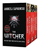 The Witcher Boxed Set: Blood of Elves, The Time of Contempt, Baptism of Fire: more info