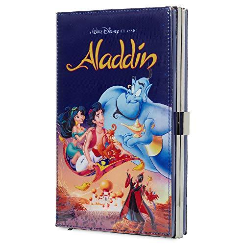 Disney Aladdin ''VHS Case'' Clutch Bag Multi427249446503