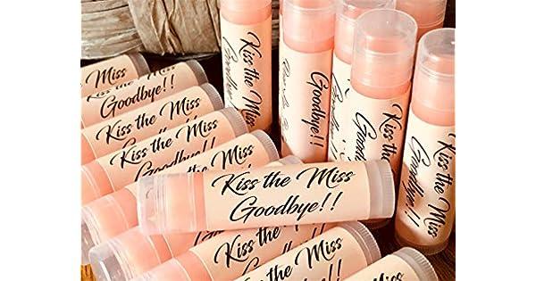 Amazon.com: Bálsamos de labios personalizados de Kiss The ...