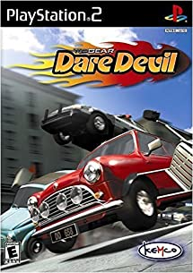 Top Gear Dare Devil - PlayStation 2
