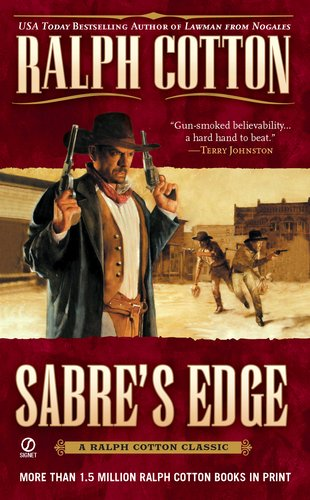 book cover of Sabre\'s Edge