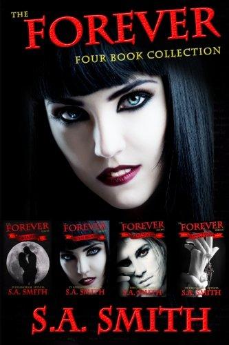 Download Forever: The Complete Four Book Set (Dreamer, Royal Blood, Seeking Sebastian, The Ties That Bind) (Volume 5) pdf