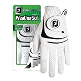 #10: NEW Improved FootJoy WeatherSof Women's Golf Gloves - World's #1 Golf Glove