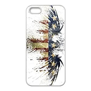 american eagle iPhone 5 5s Cell Phone Case White Tribute gift PXR006-7602576