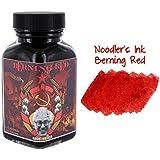 Noodler's Ink Fountain Pen Bottled Ink, 3oz - Berning Red